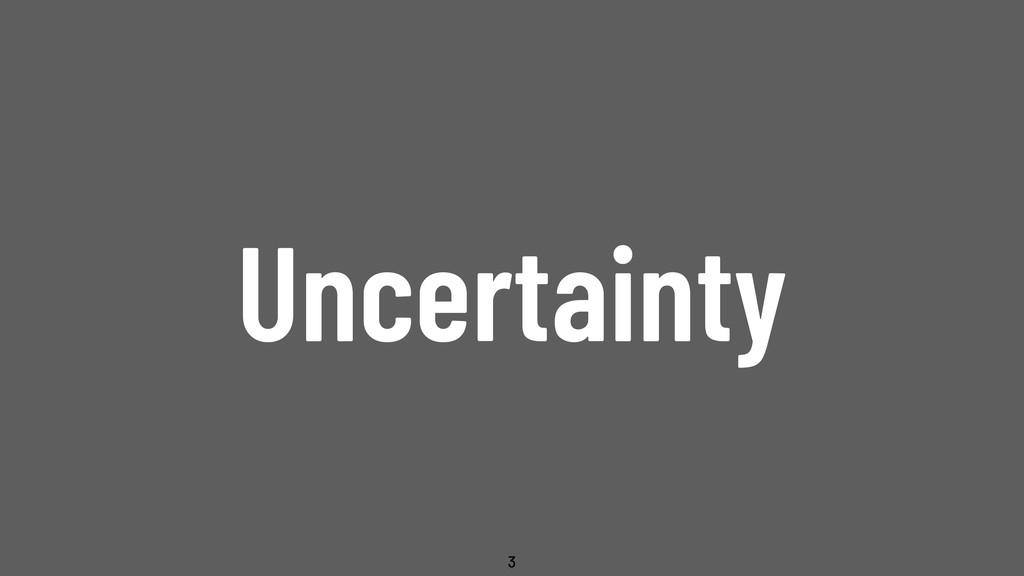 @WillingCarol Uncertainty 3