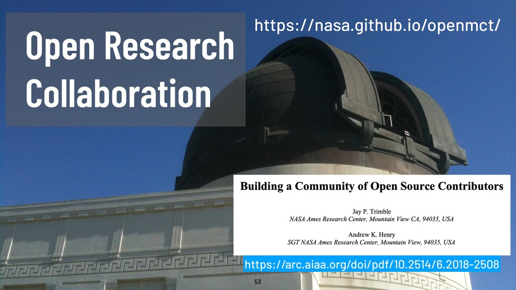 @WillingCarol 53 Open Research Collaboration ht...