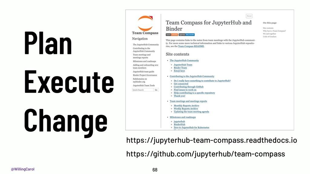 @WillingCarol Plan Execute Change 68 https://ju...