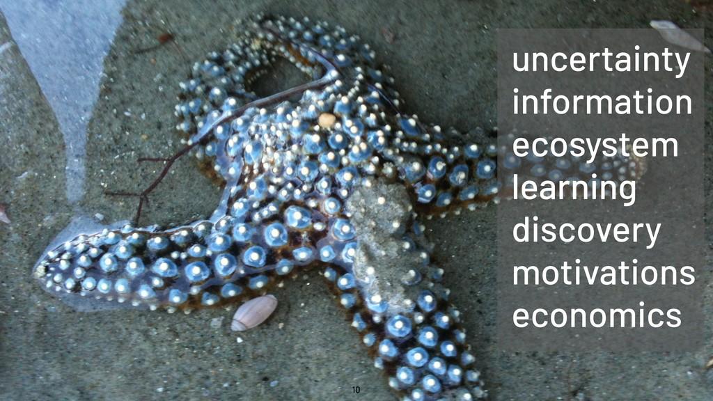 @WillingCarol 10 uncertainty information ecosys...
