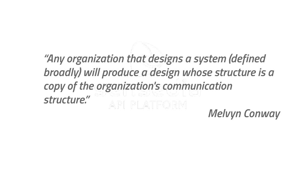 "sensedia.com ""Any organization that designs a s..."