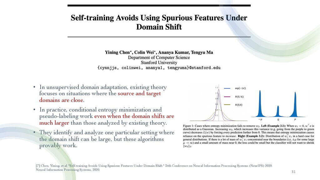 • In unsupervised domain adaptation, existing t...