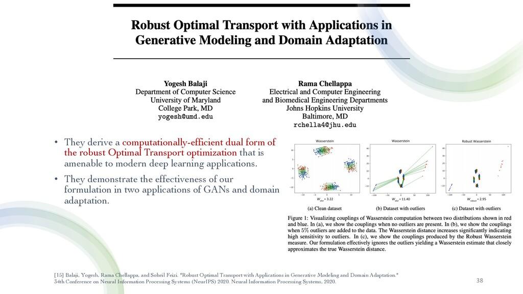 • They derive a computationally-efficient dual ...