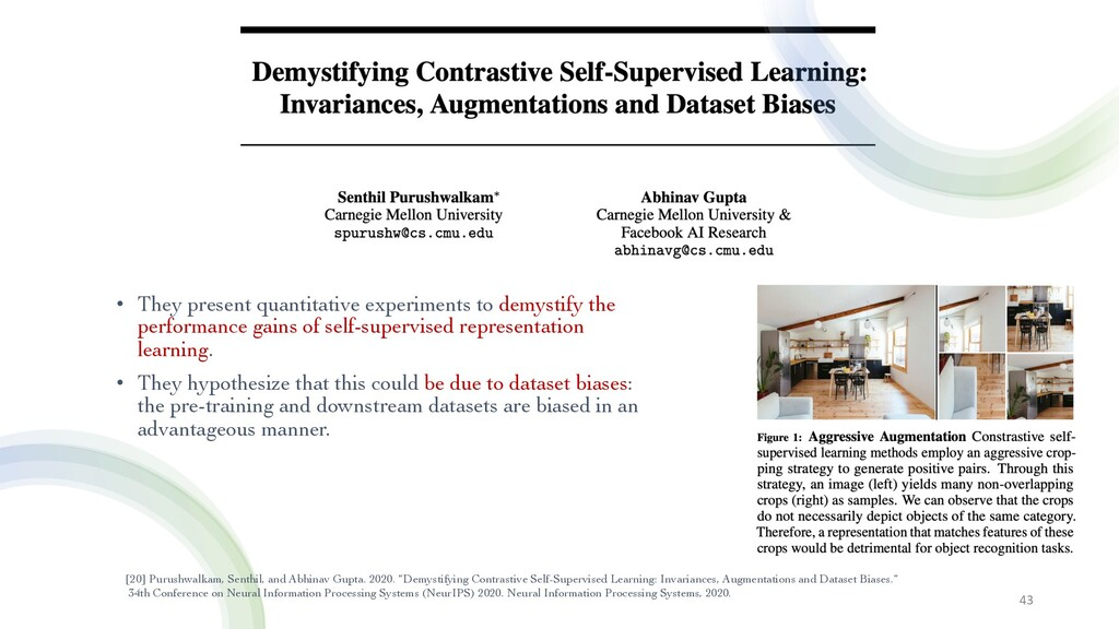 • They present quantitative experiments to demy...