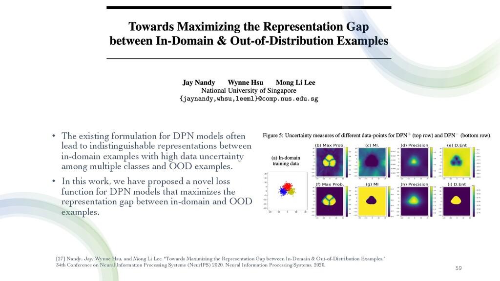 • The existing formulation for DPN models often...