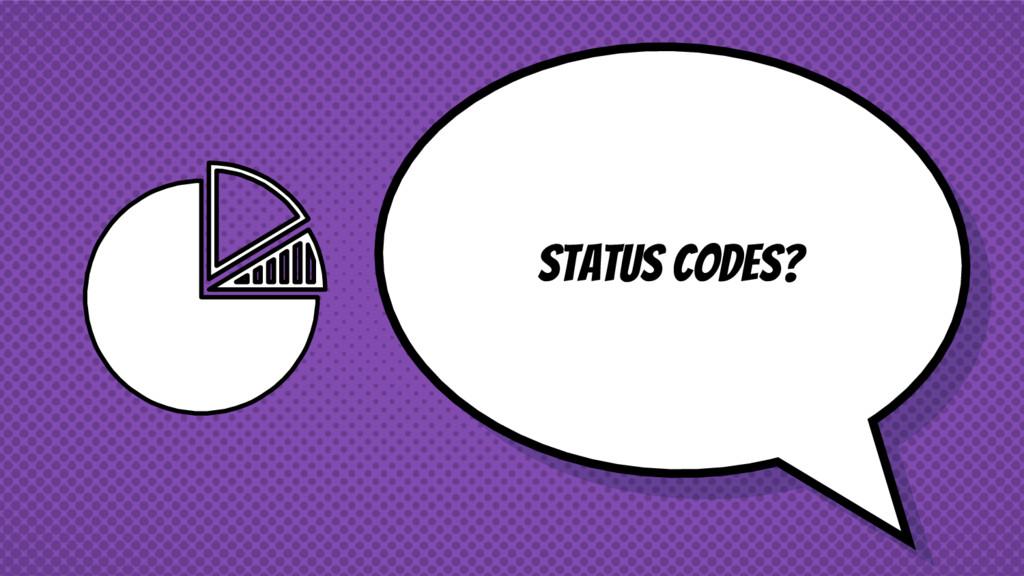 Status Codes?
