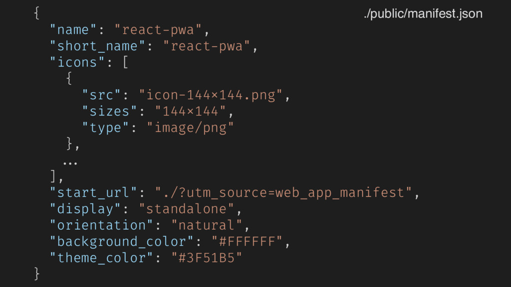 "{ ""name"": ""react-pwa"", ""short_name"": ""react-pwa..."