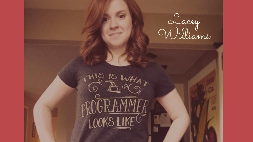 @olasitarska Lacey Williams