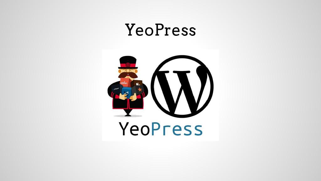 YeoPress