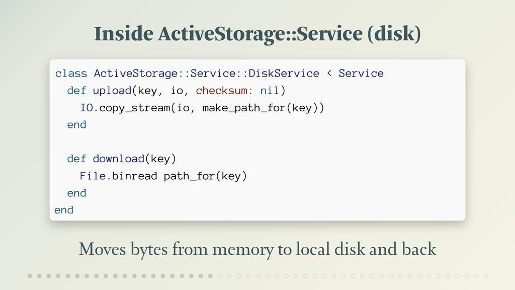 Inside ActiveStorage::Service (disk) Moves byte...