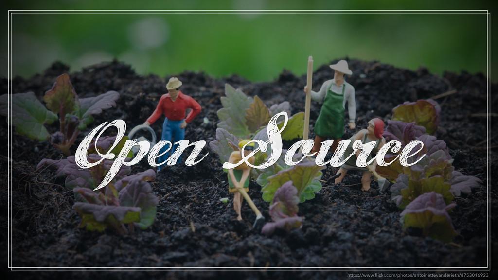 Open Source https://www.flickr.com/photos/antoin...