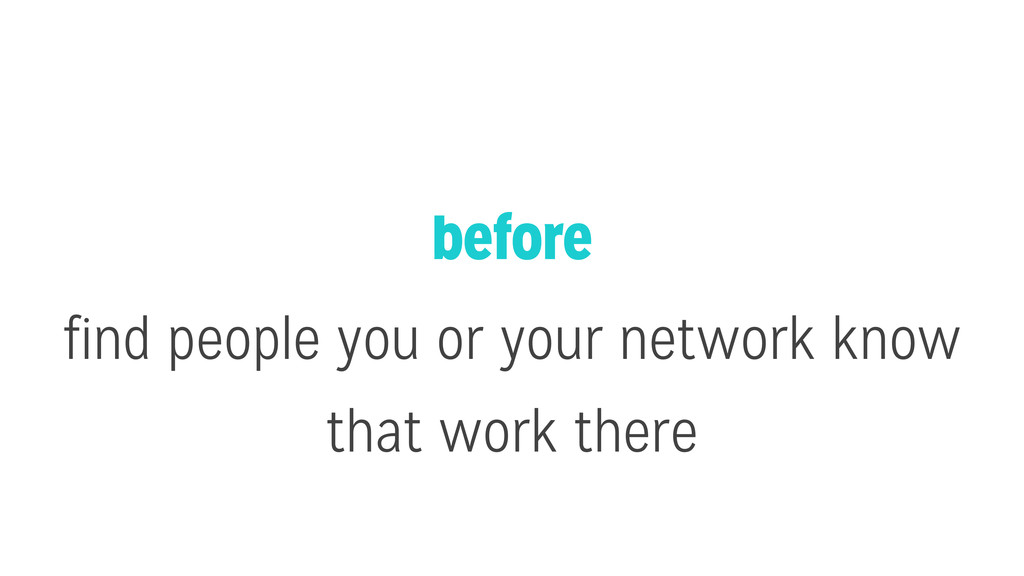 before find people you or your network know tha...