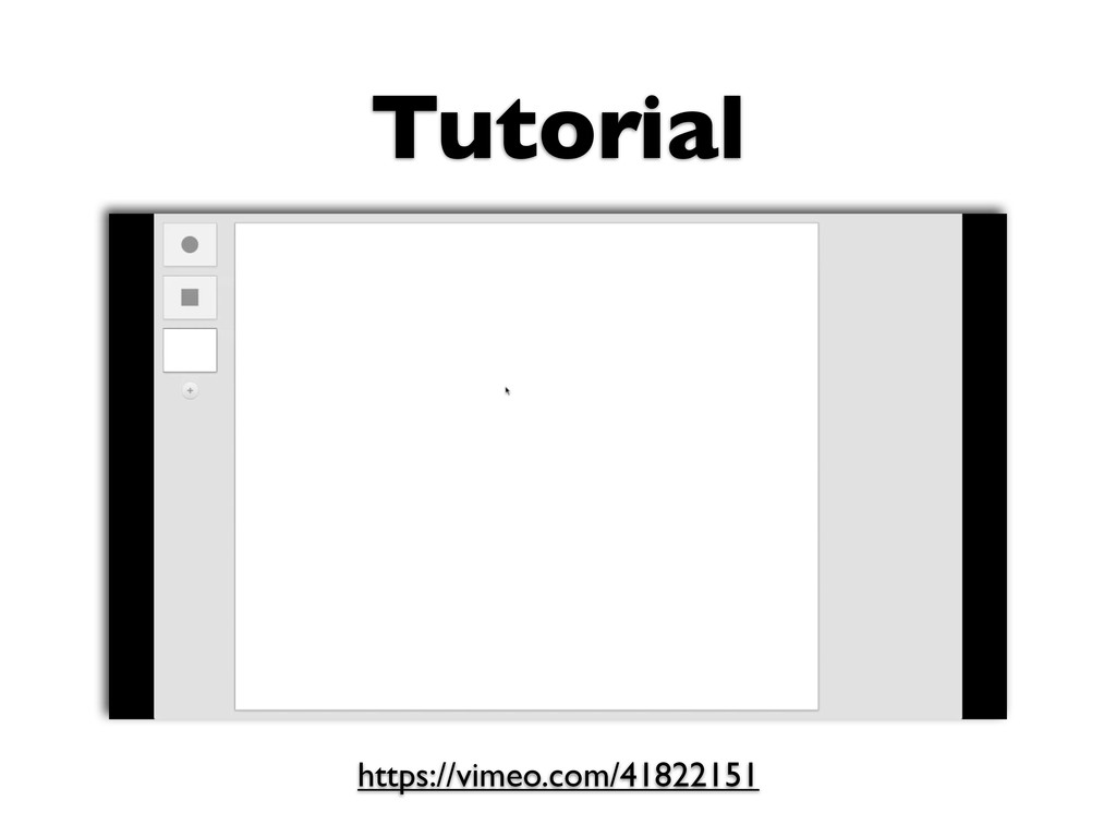 Tutorial https://vimeo.com/41822151