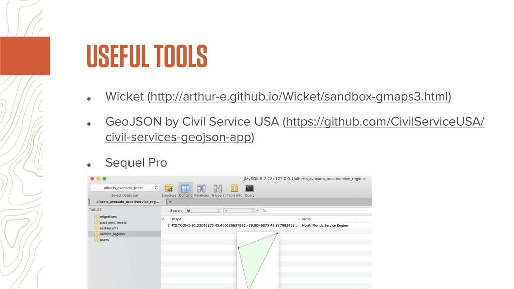 • Wicket (http://arthur-e.github.io/Wicket/sand...