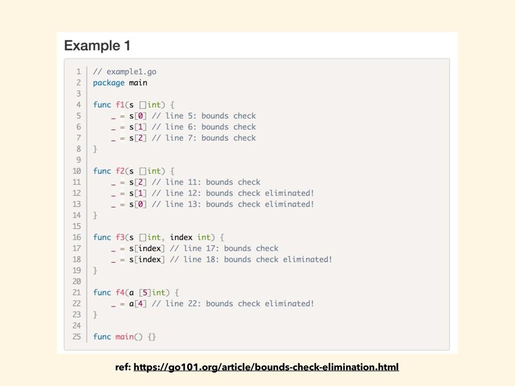 ͜ΕΛ Boundary Check Elimination (BCE)ͱ͍͏ ref: ht...