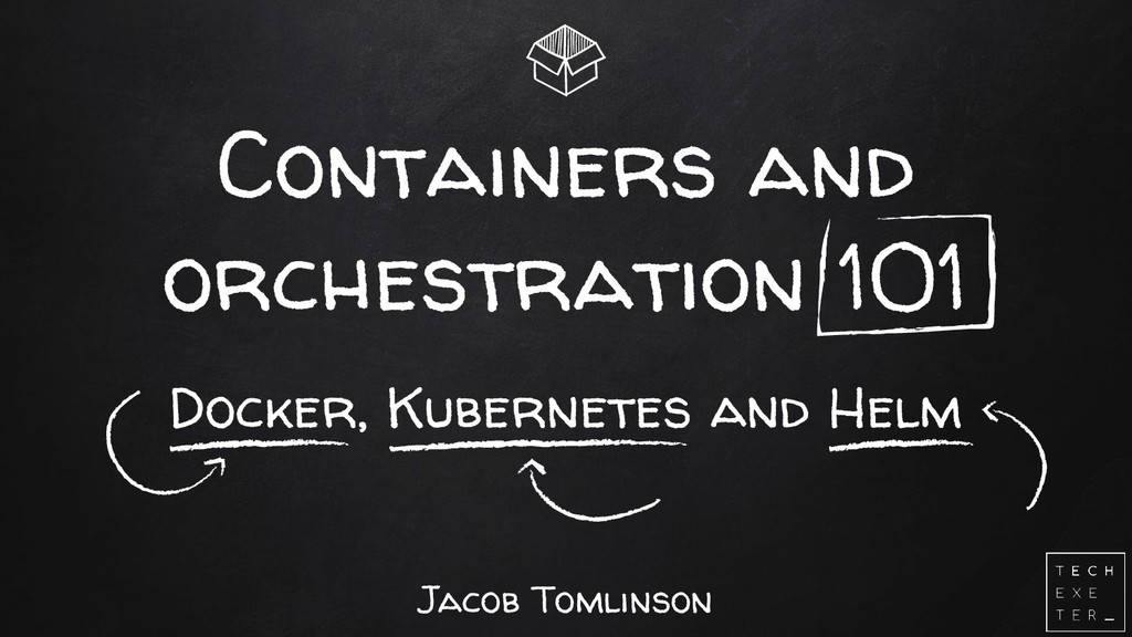 Containers and orchestration 101 Docker, Kubern...