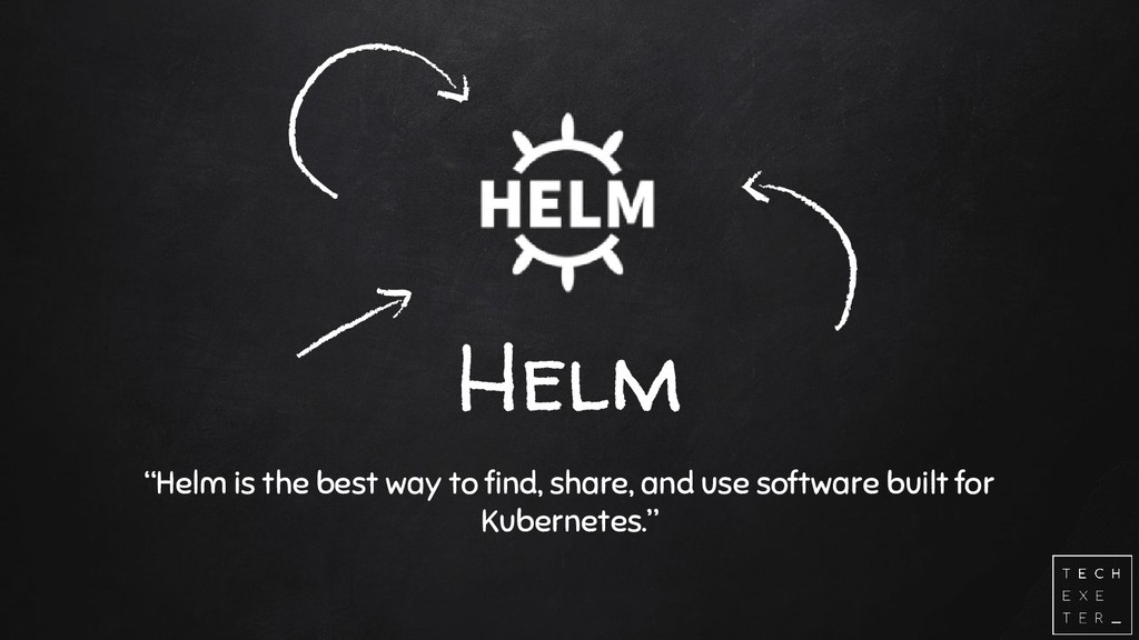 """Helm """"Helm is the best way to find, share, and ..."""