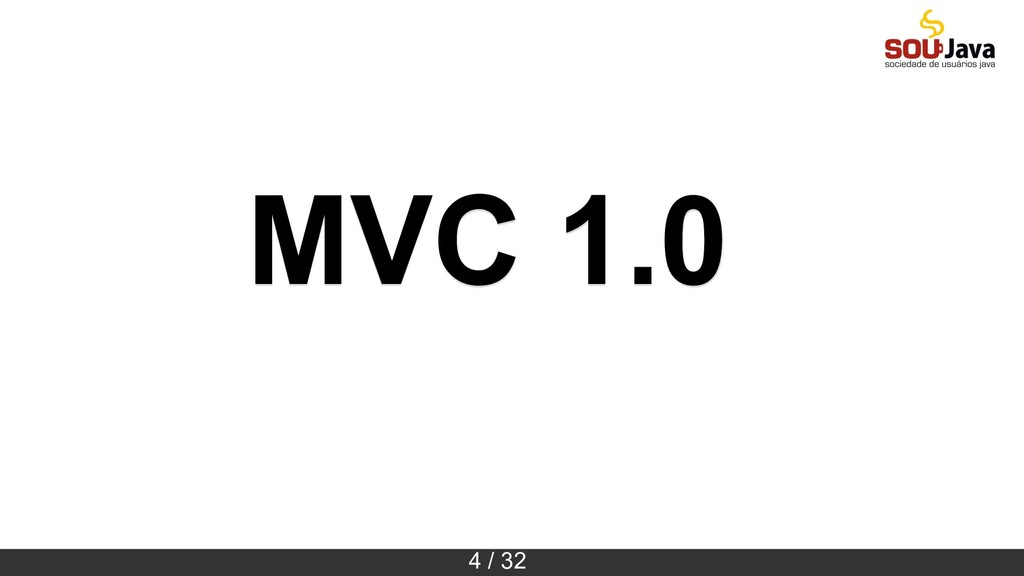 4 / 32 MVC 1.0