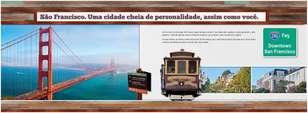 Com um estilo de vida vintage, São Francisco re...