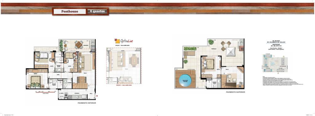 Penthouse 4 quartos • Book West 9.indd 73-74 14...
