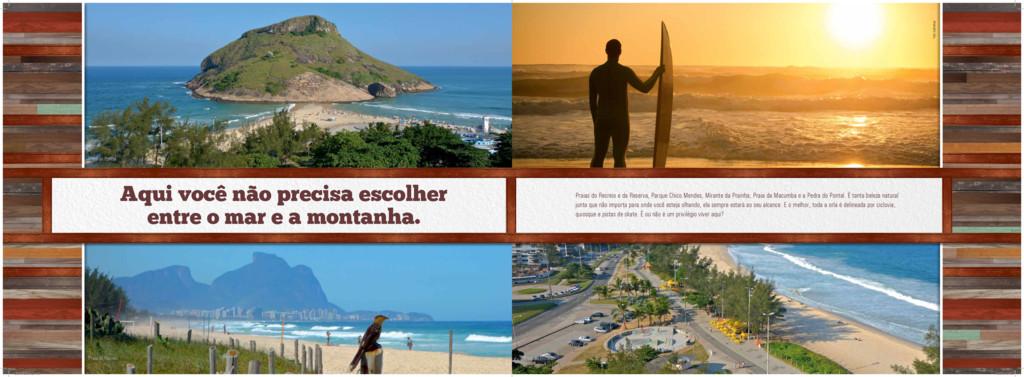Foto ilustrativa Praias do Recreio e da Reserva...