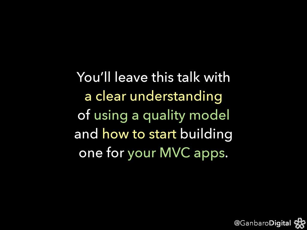 @GanbaroDigital You'll leave this talk with a c...