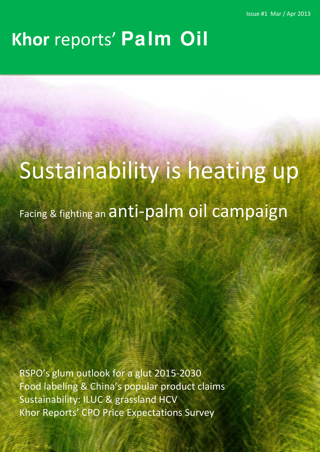 Sustainability is heating up Facing & fighting ...