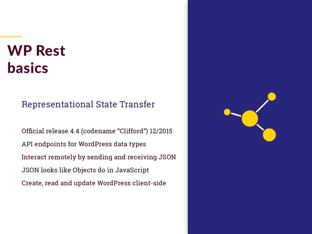 Representational State Transfer Official releas...