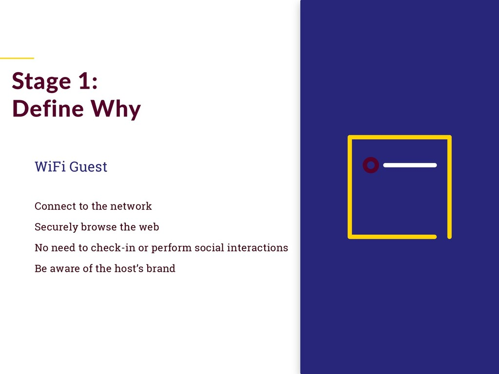 WiFi Guest Connect to the network Securely brow...
