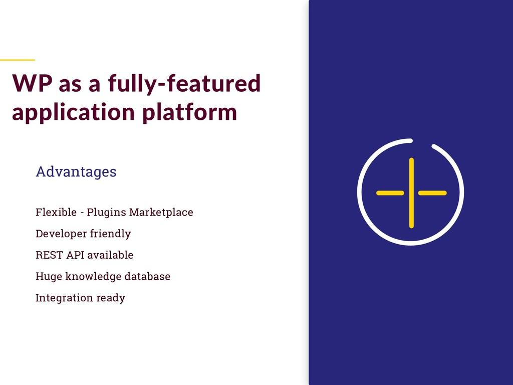 Advantages Flexible - Plugins Marketplace Devel...