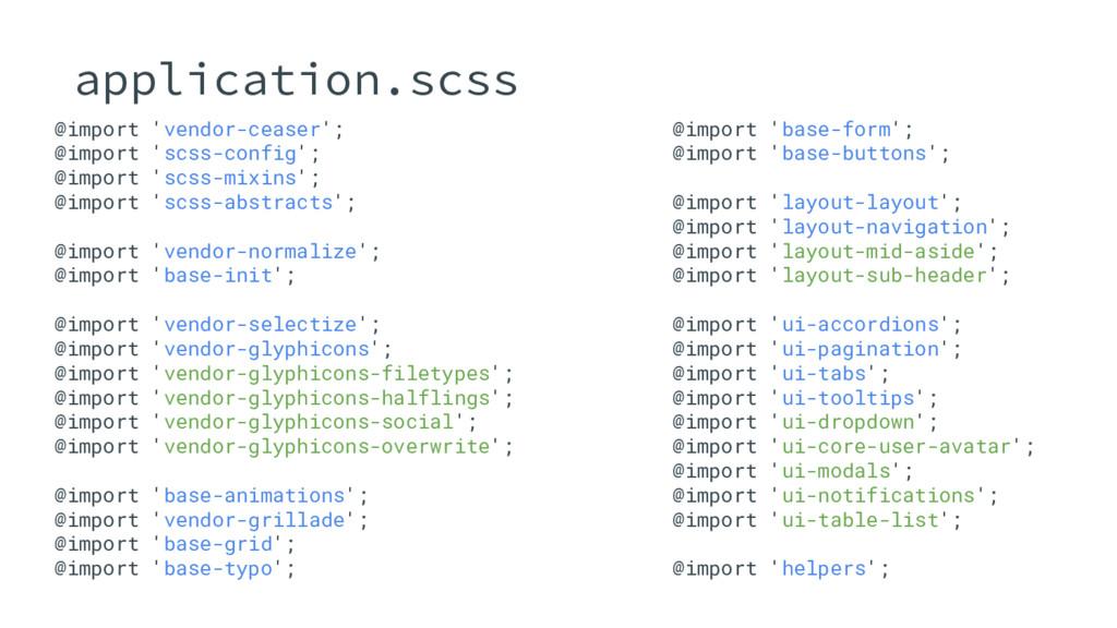 @import 'vendor-ceaser'; @import 'scss-config';...
