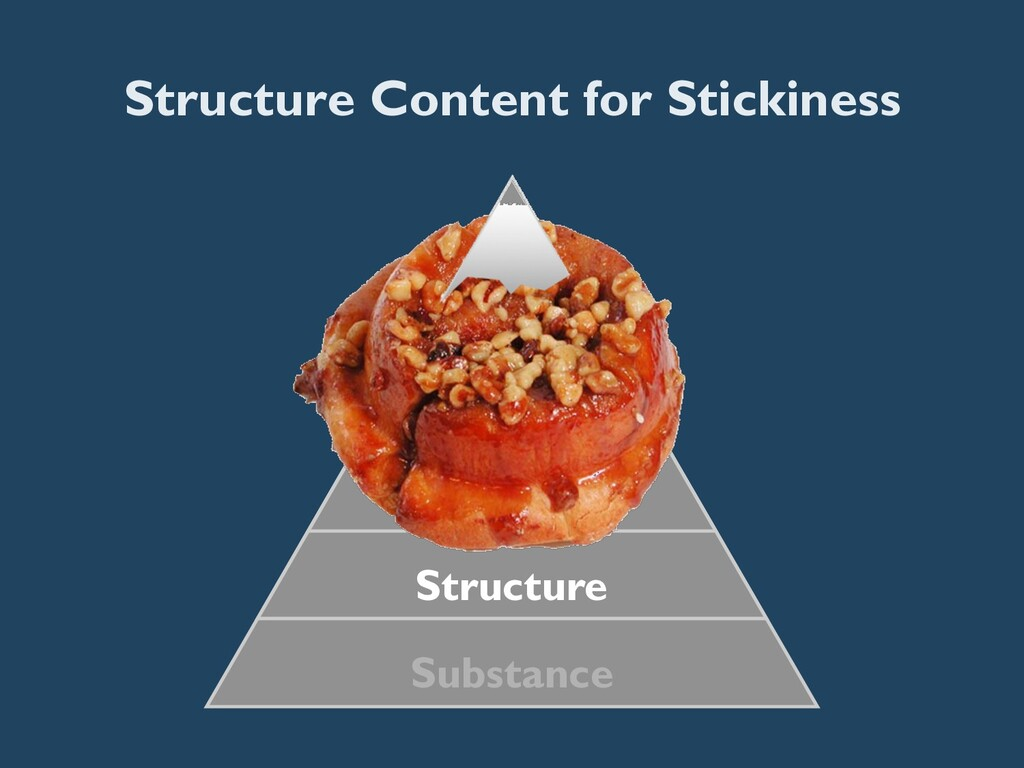 Structure Content for Stickiness Substance Stru...