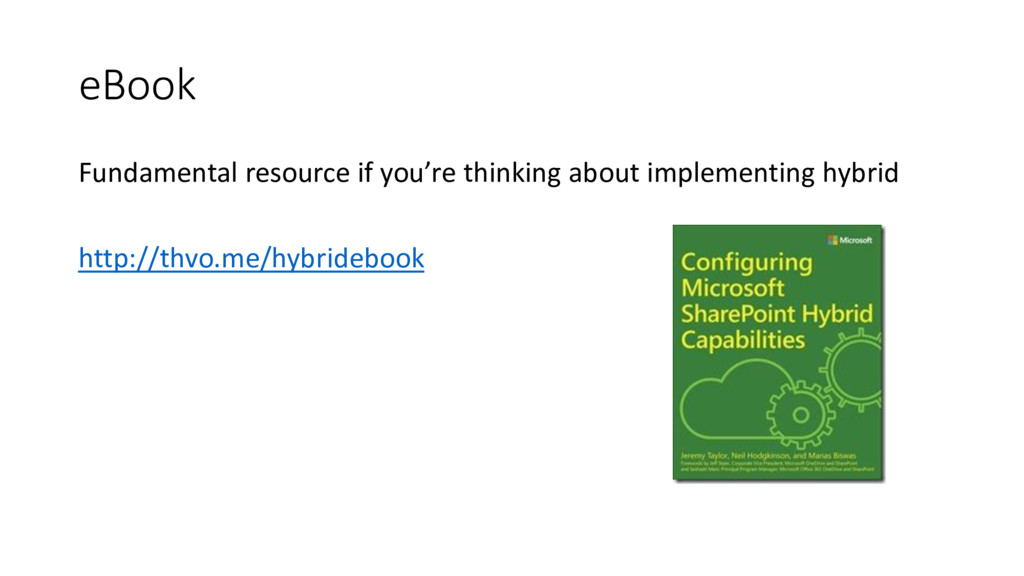 eBook Fundamental resource if you're thinking a...