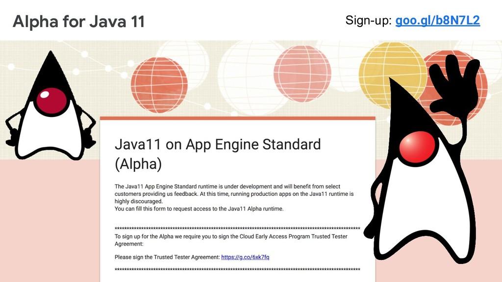 @glaforge Alpha for Java 11 Sign-up: goo.gl/b8N...