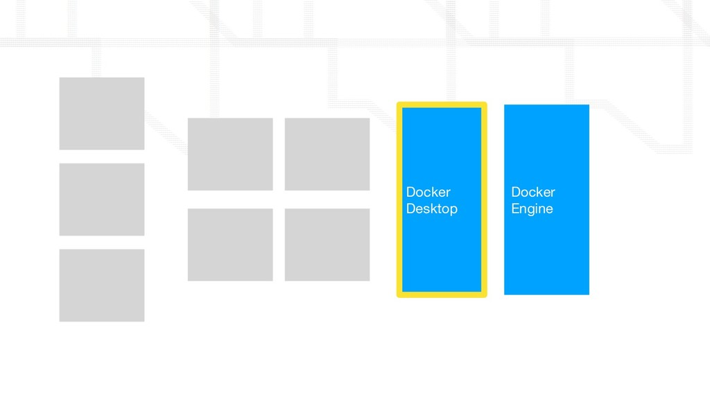 Docker Engine Docker Desktop