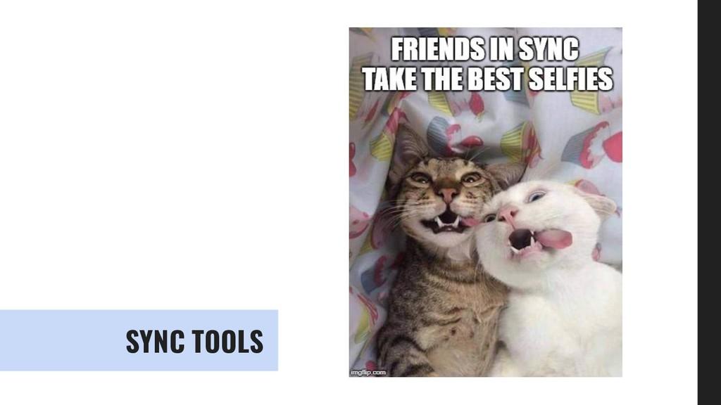 SYNC TOOLS