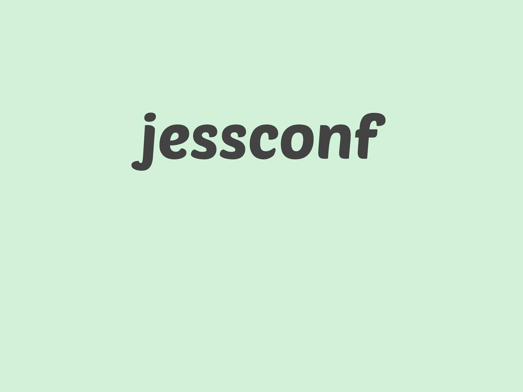 jessconf