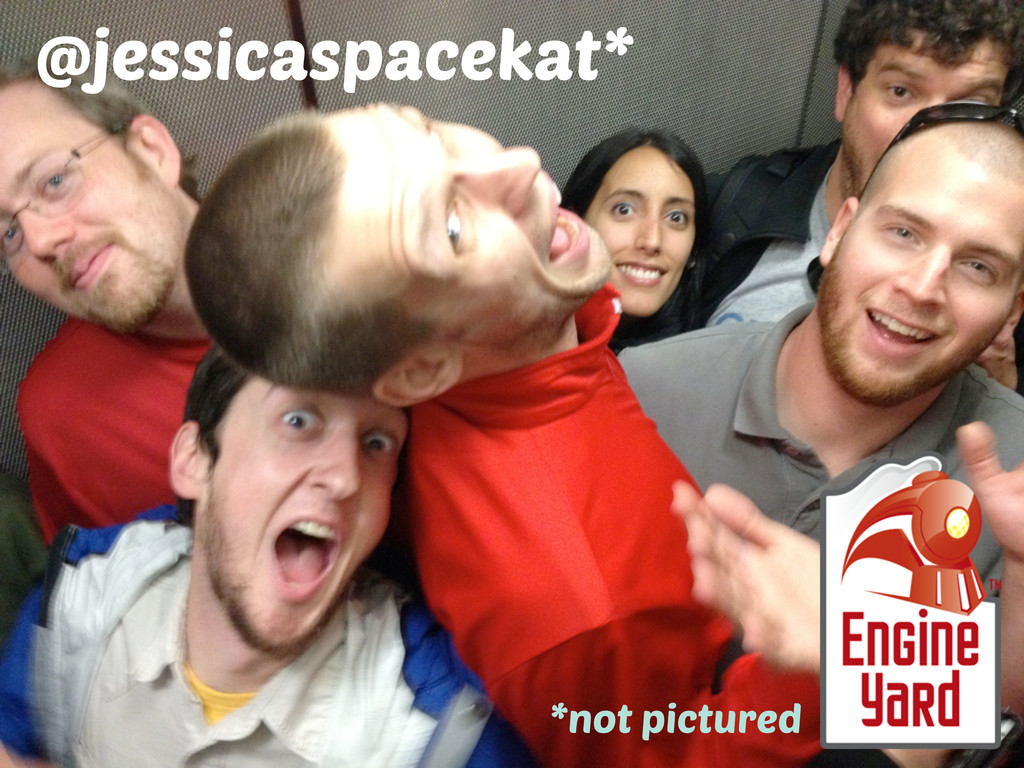 *not pictured @jessicaspacekat*