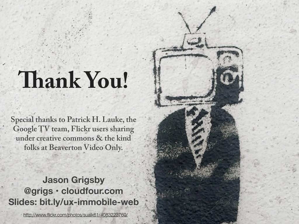 Jason Grigsby @grigs • cloudfour.com Slides: bi...