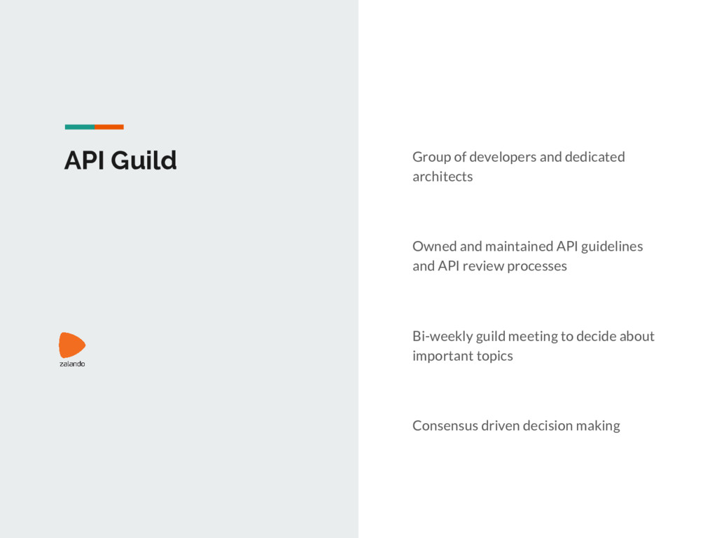 API Guild Group of developers and dedicated arc...