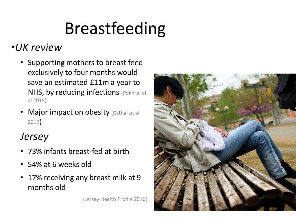 •UK review • Supporting mothers to breast feed ...