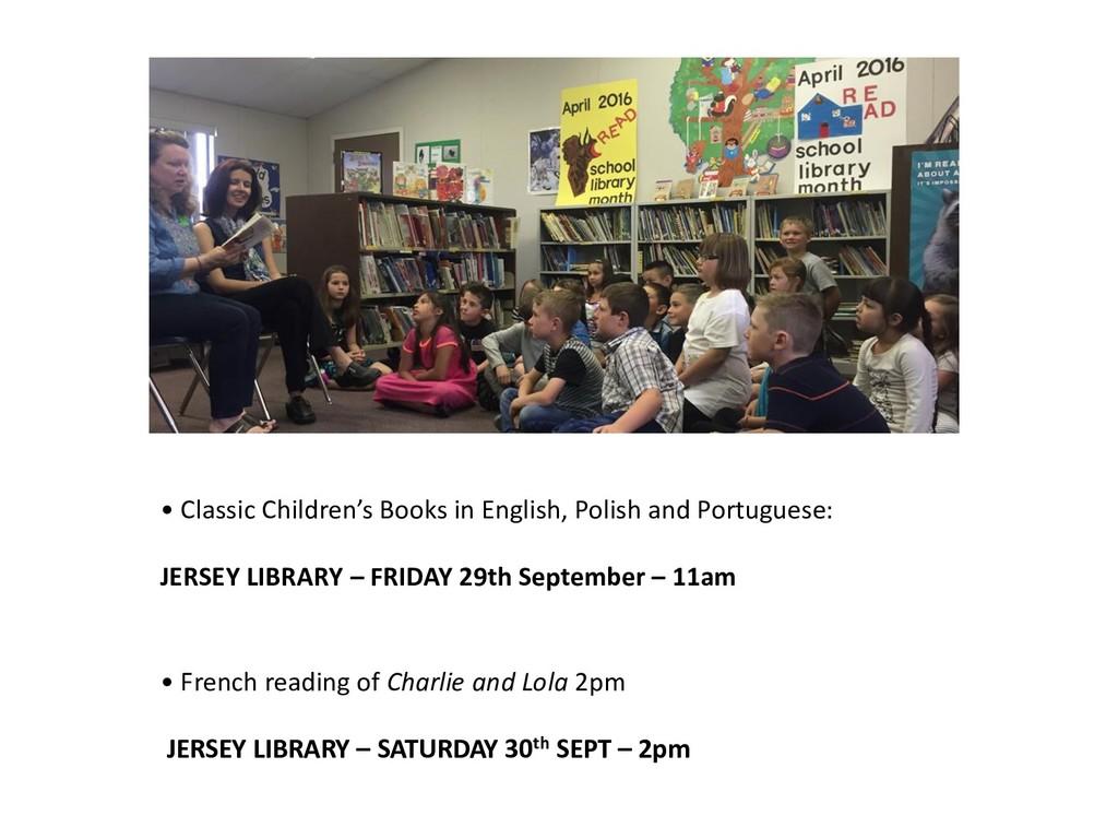 • Classic Children's Books in English, Polish a...