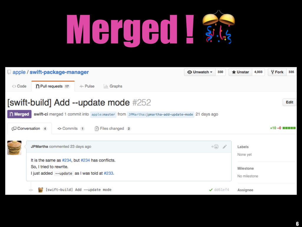 Merged !  6