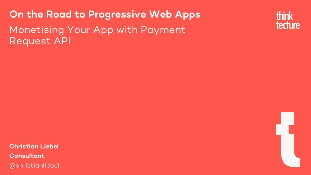 On the Road to Progressive Web Apps Monetising ...