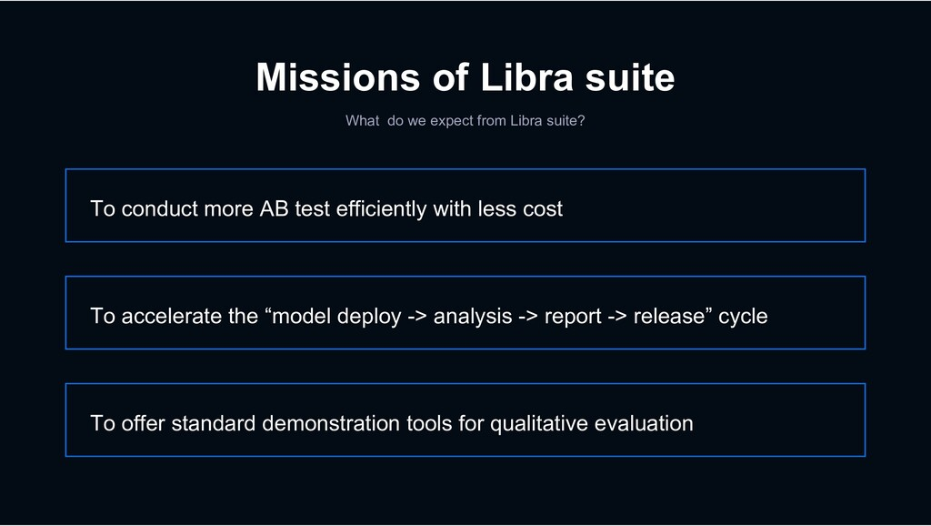 Missions of Libra suite What do we expect from ...