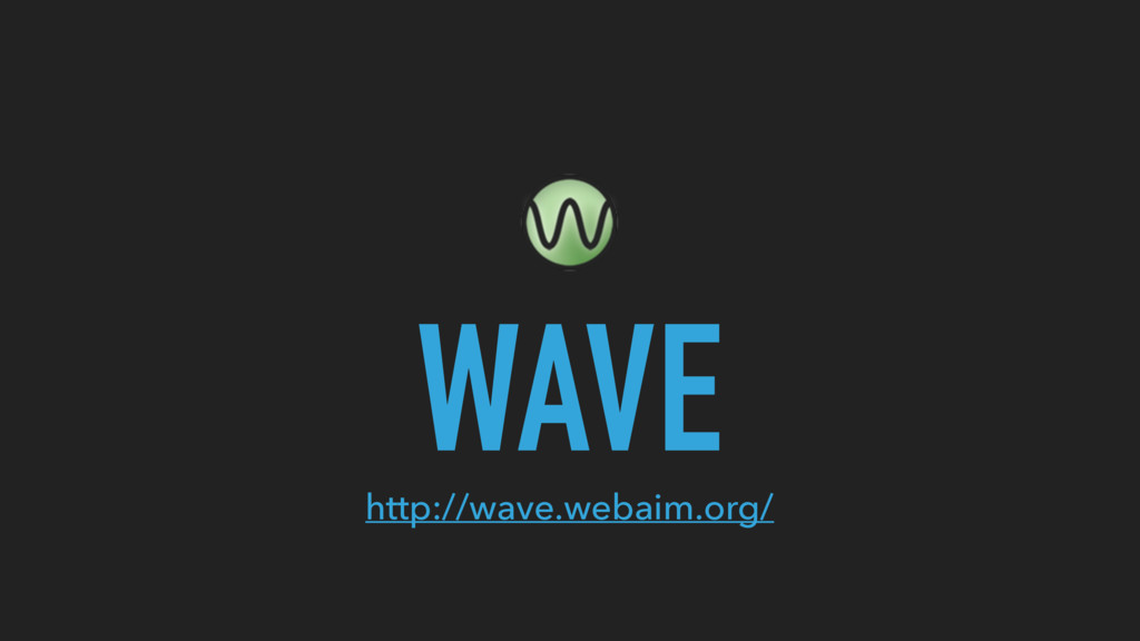 WAVE http://wave.webaim.org/