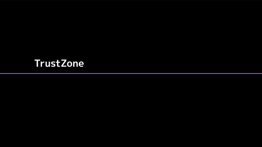 9 TrustZone