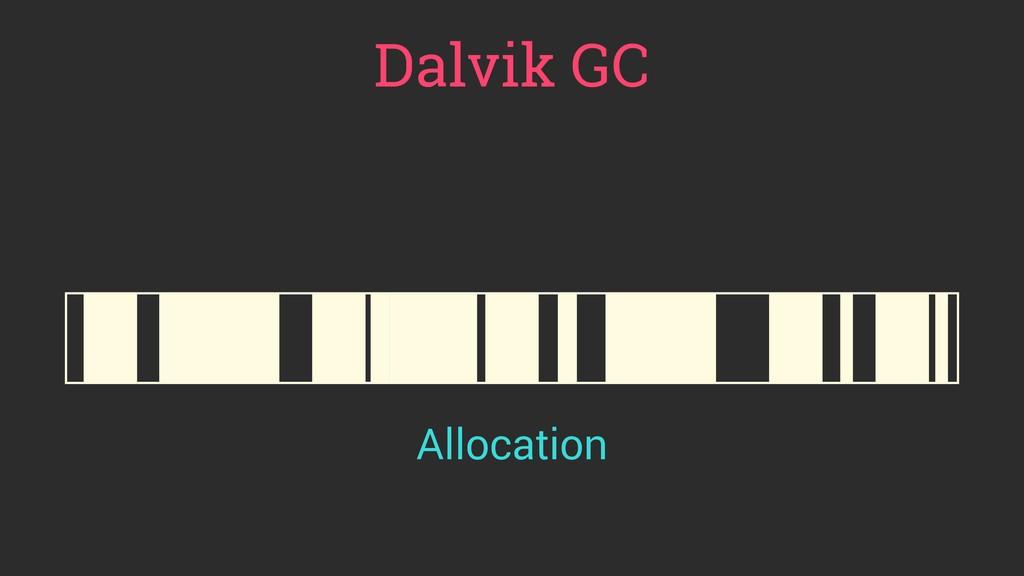 Allocation Dalvik GC