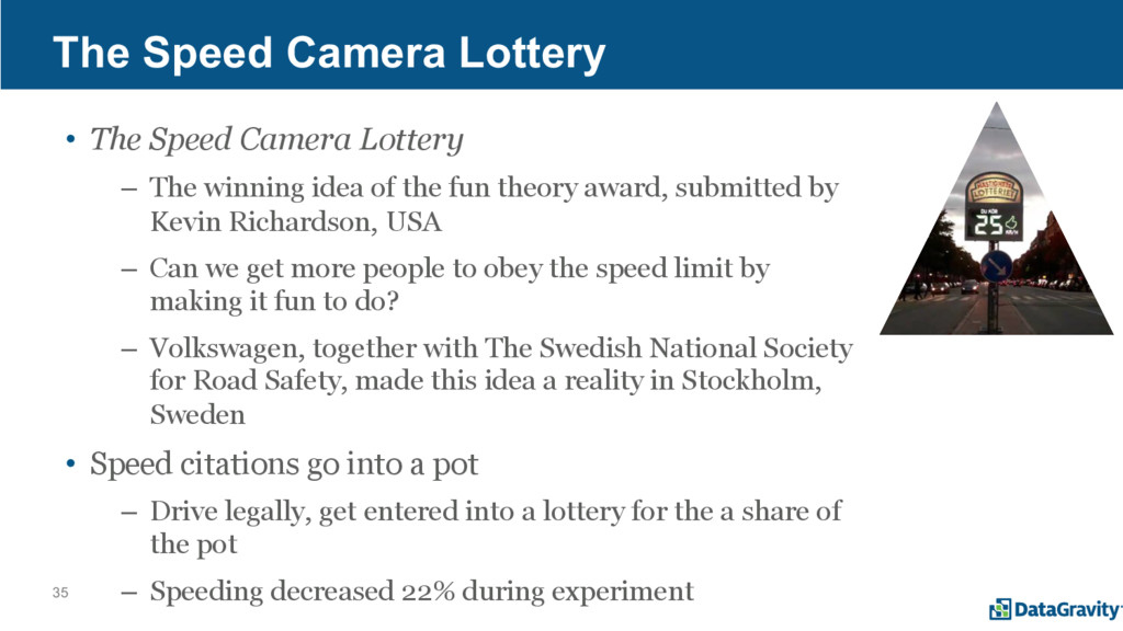 35 The Speed Camera Lottery • The Speed Camera ...