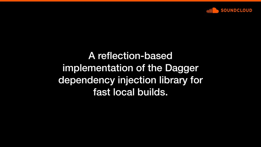 A reflection-based implementation of the Dagger ...